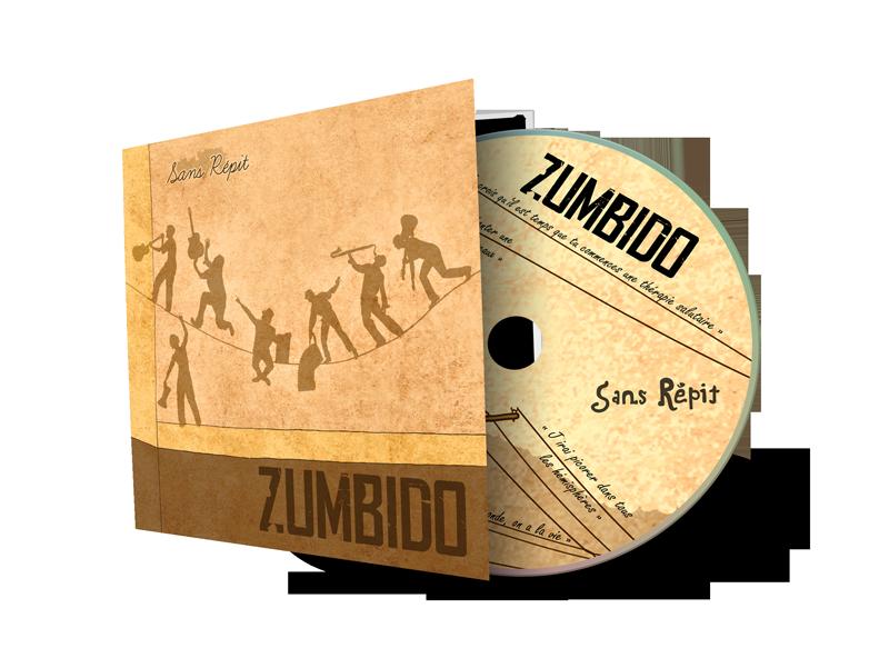 Zumbido - sans repit